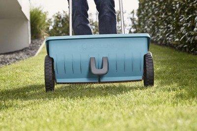 Uniwersalny siewnik ogrodowy do trawy i nawozów L 12,5L Gardena 432-20