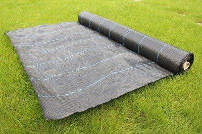 Agrotkanina czarna 4x25m (70g)