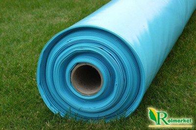 Folia do oczek wodnych, stawów i basenów Akwen 500, zielono-niebieska 6x7m