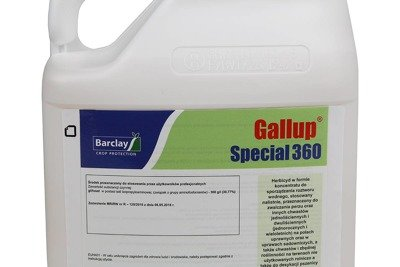 Gallup Special 360SL 5L - środek chwastobójczy na wszystkie rodzaje chwastów