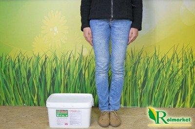 Granulowany środek do odstraszania zwierząt ANTI-BISSAN 10kg
