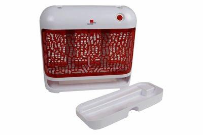 Lampa owadobójcza do domu na muchy, komary, mole - SWISSINNO 80m2 25W