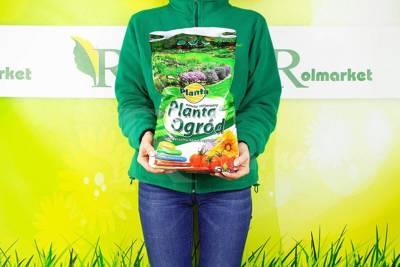 Nawóz mineralny uniwersalny Planta-Ogród 5kg PLANTA