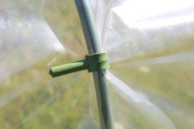 Ogrodowy tunel foliowy składany 48cm x 3m Greenmill