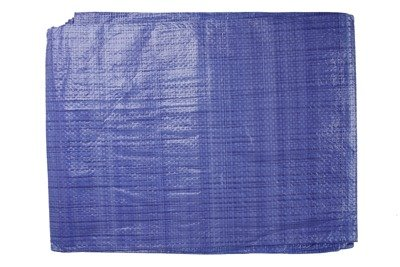 Plandeka okryciowa niebieska 3x5m