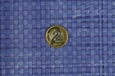 Plandeka okryciowa niebieska 6x12m
