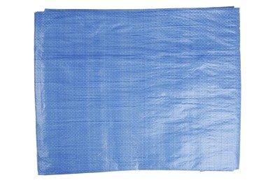 Plandeka okryciowa niebieska 6x8m