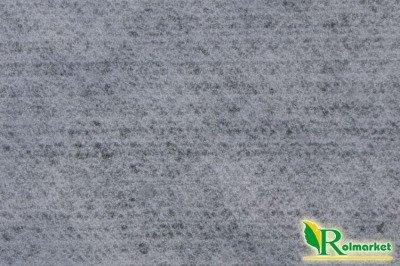Polska geowłóknina poliestrowa PES 2x50m (200g) + szpilki mocujące 19cm (50szt)