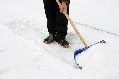 Polska łopata do śniegu 50cm