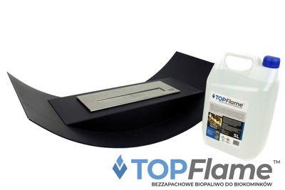 TOP FLAME 5L płyn grzewczy do biokominków