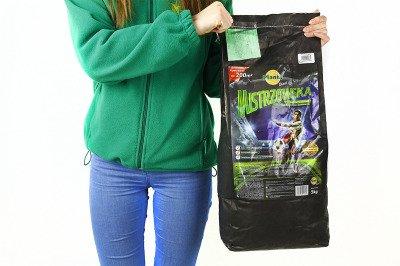 Trawa Mistrzowska 5kg - sportowa trawa, bardzo odporna na wydeptywanie