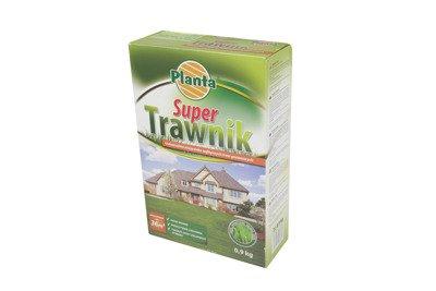 Trawa Super Trawnik 0,9kg    - trawa uniwersalna firmy Planta