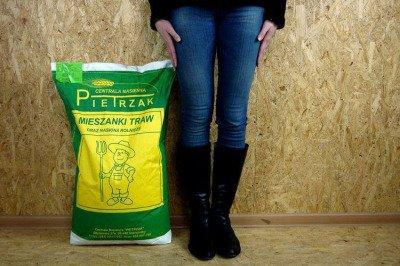 Trawa pastewna, mieszanka kośna Plus Centrala Nasienna Pietrzak 100 kg
