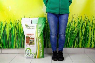 Trawa pastwiskowa Koński Apetyt 10 kg – specjalistyczna mieszanka traw pastewnych do wypasu koni